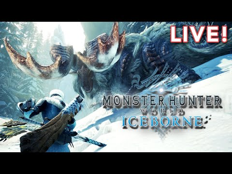 Monster Hunter World: Iceborne (with Heather & Paul)