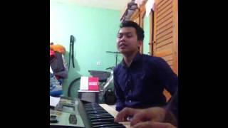 Cover Lagu Kang Abay   Halaqah Cinta