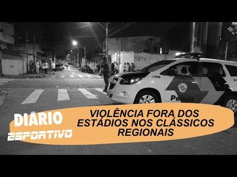 Diário Esportivo debate violência nos estádios e tudo sobre a rodada do Brasileirão!