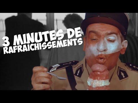 3 minutes de rafraîchissements avec Louis de Funès !