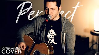 Perfect - Pink (Boyce Avenue acoustic cover) on Spotify & Apple