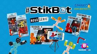 #StikBot – nová série je tady!