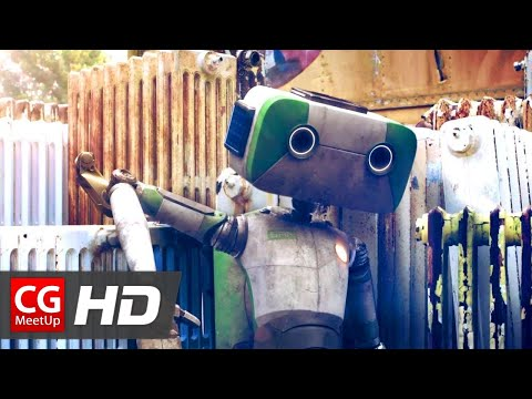 "CGI Animated Short Film ""Saccage Short Film"" by Saccage Team"