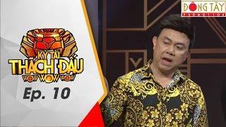 TÀI NĂNG   KỲ TÀI THÁCH ĐẤU TẬP 10 FULL HD (20/11/2016)