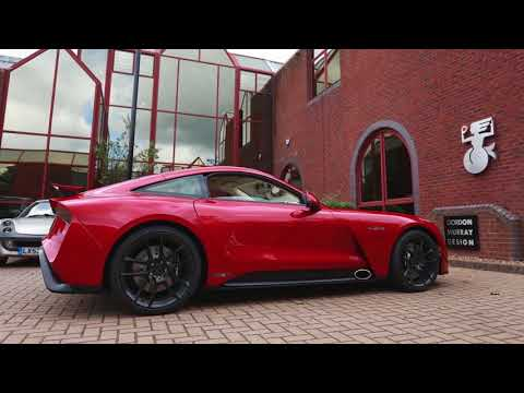 2018 tvr griffith test drive makes ceo laugh and swear with enjoyment autoe. Black Bedroom Furniture Sets. Home Design Ideas