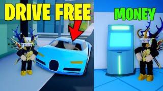 Roblox Jailbreak New Blade How To Get Free Cars In Jailbreak