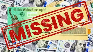 Missing Stimulus Check? | Exactly What to Do & Who to Call Right Now to Get your Stimulus Money