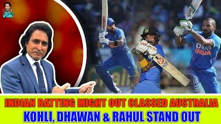 Indian batting might out class Australia | Kohli, Dhawan & Rahul stand out