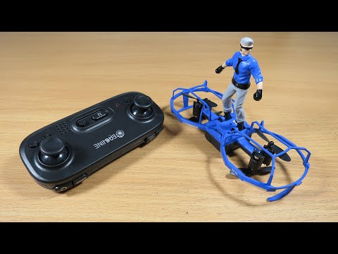 Eachine E019 - New dual setup drone