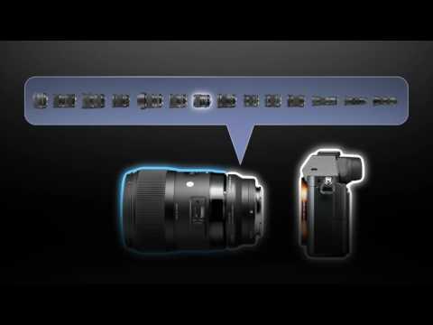 Sigma Adaptateur MC-11 Canon EF vers Sony E