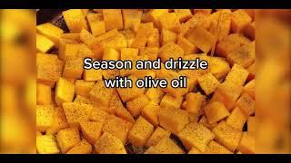 Butternut Squash and Black Bean Tacos Recipe