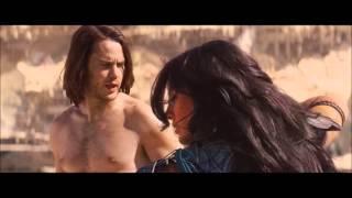 John Carter ( 2012 ) John save the princess scene