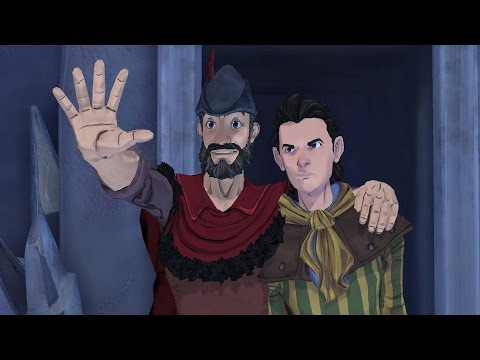 King's Quest Chapter 4: Snow Place Like Home Launch Trailer thumbnail