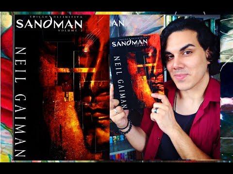 Resenha SANDMAN | Edição Definitiva | Volume 2 | Neil Gaiman