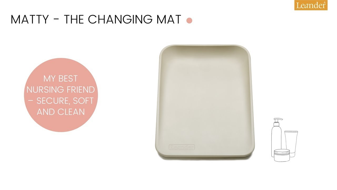 Leander Matty Changing Mat