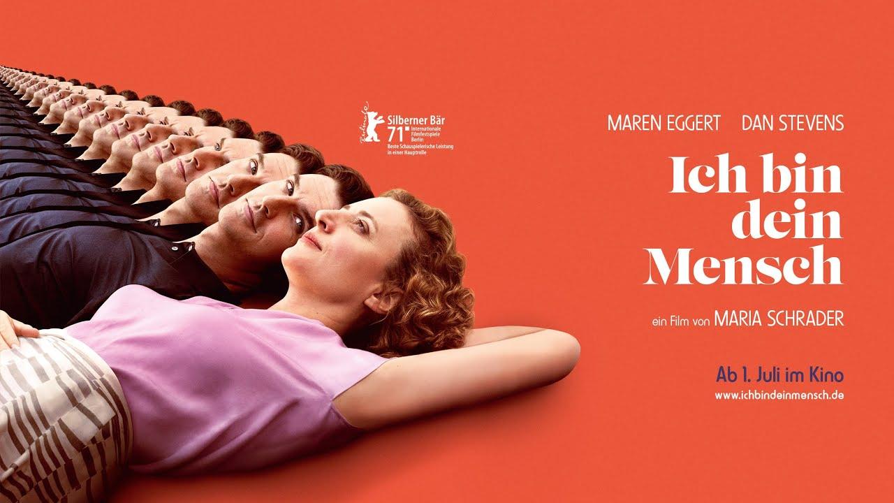Trailer zum neuen Kinofilm <em>Ich bin dein Mensch</em>