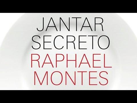 Jantar Secreto - Raphael Montes | Lançamento Companhia das Letras | Real x Ficcional