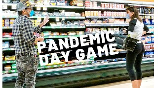 How To Pickup Girls During A Pandemic | Grocery Store Pick Ups | Picking Up Girls PUA Pick Up Artist