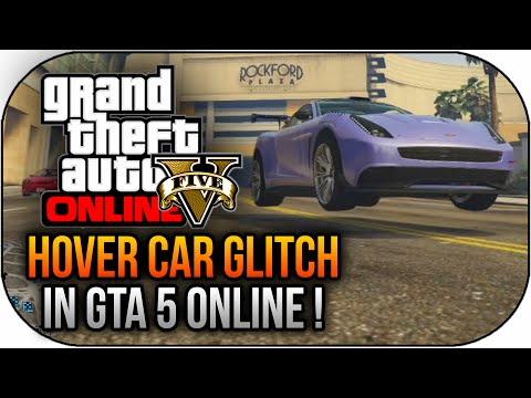 GTA Online Glitch Lets Players Turn Every Car Into A Hover Car