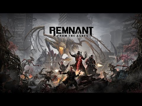 Remnant: From the Ashes - Official Announcement Trailer thumbnail