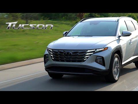 2022 Hyundai Tucson Review - Practically Perfect