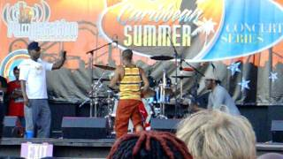 Aaron Fresh Six Flags 2011 Performance