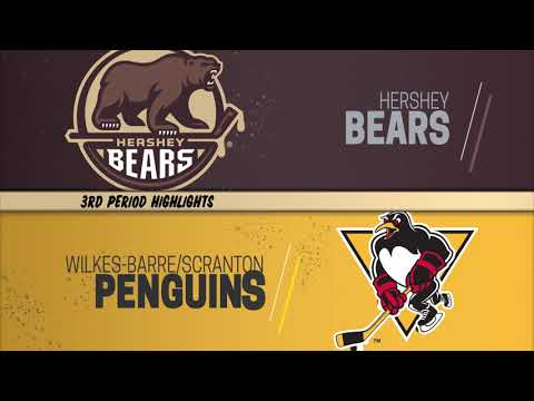 Penguins vs. Bears | Oct. 27, 2018