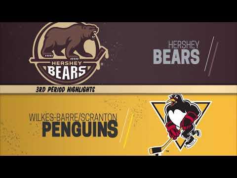 Penguins vs. Bears | Oct. 27, 2018