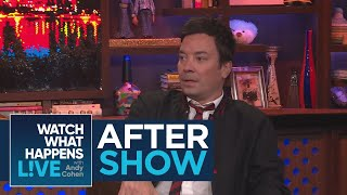 After Show: Jimmy Fallon On His SNL Obsession | WWHL