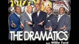 The Dramatics -- Whatcha See Is Whatcha Get