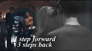 betty & archie | 1 step forward, 3 steps back