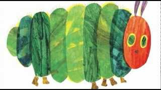 The Very Hungry Caterpillar Read By Eric Carle   Waterstones