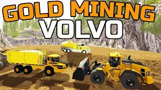 Mod Vorstellung Farming Simulator Ls17:FS17 VOLVO230