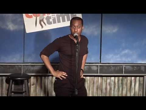 Coming Out of the Closet (Stand Up Comedy)