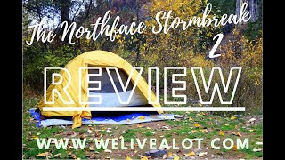 The North Face Stormbreak 2 Tent Review & Setup: Budget 2 Person Lightweight Backpacking Tent