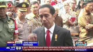 Jokowi: Kasus Tanjung Balai Jadi Pelajaran