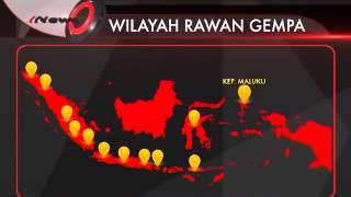 Berikut 13 Wilayah Indonesia Yang Rawan Gempa  INews Pagi 03/03