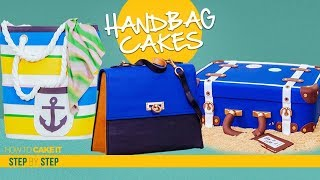 Mind-blowing Handbag Cakes Compilation | Step By Step Tutorial | How To Cake It | Yolanda Gampp