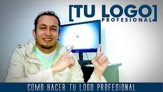 Como hacer un logo profesional - Técnicas y trucos by  [Stiben Morales]