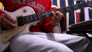 Avenged Sevenfold - Victim (solo cover)