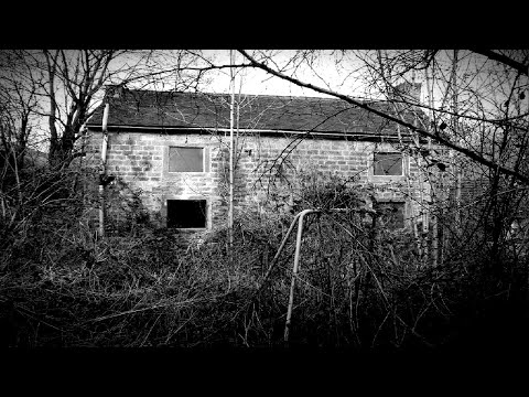 Ghost Hunt At Abandoned Cottage In The Woods