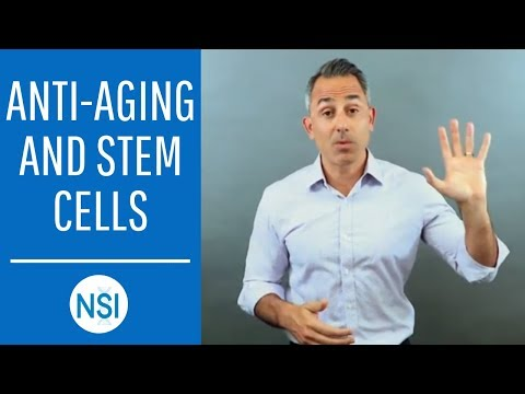 Zvlhčovač na bázi vody proti stárnutí