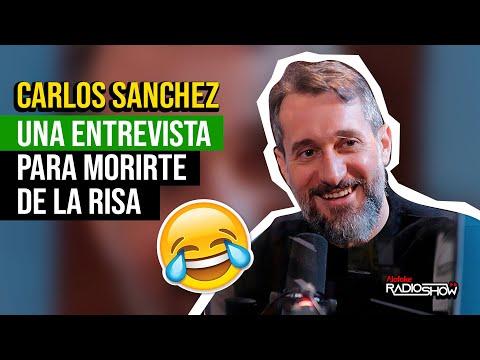 CARLOS SANCHEZ: UNA ENTREVISTA PARA MORIRTE DE LA RISA (ACLARA SITUACION CON FELIPE POLANCO BORUGA)
