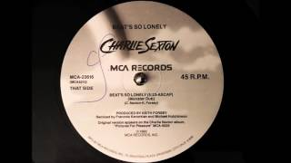 Charlie Sexton - Beat's So Lonely (Monster Dub / 'Some Kind Of Wonderful' Version)