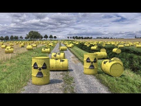 Radioactivité en Europe