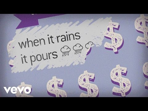 When It Rains It Pours (Lyric Video)