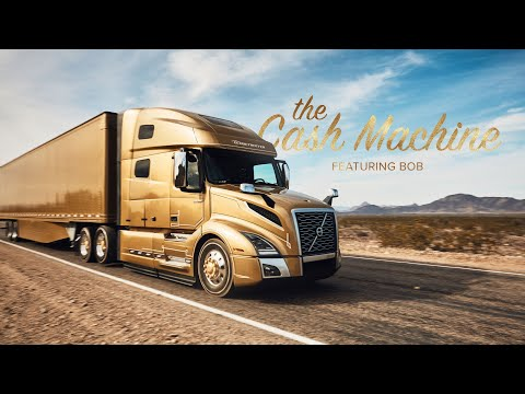 Video bij: Bob's Volvo Cash machine!
