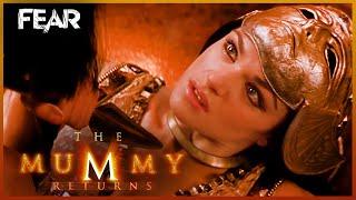Anck Su Namun Vs Nefertiri   The Mummy Returns