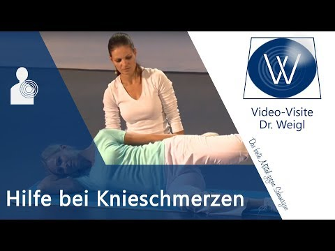 Komplexe Bewegungstherapie in Osteochondrose Video