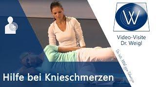 Knieschmerzen ⚡ Schmerzen Beim Treppensteigen? Ursachen & Übungen Bei Gonarthrose ✔ Schmerz Lösen #2